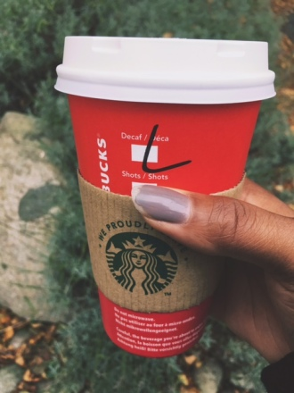 Soya Caffe Latte